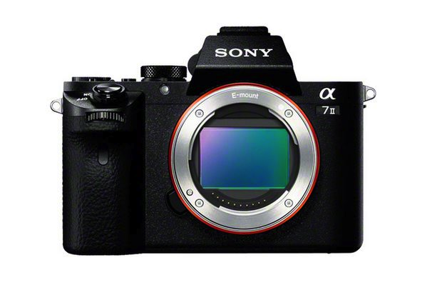 Sony Alpha 7 ii large